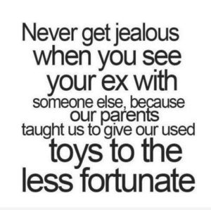 Ex boyfriend sayings
