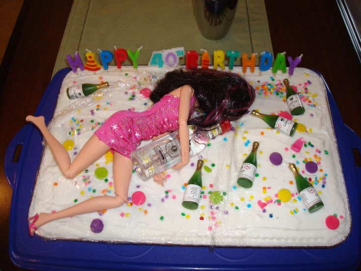 Funny Happy Birthday Cake Images