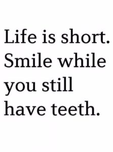 Funny Quotes about Smiling