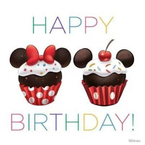 Happy Birthday Disney Image