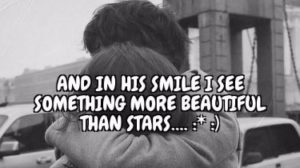 His Smile Quotes