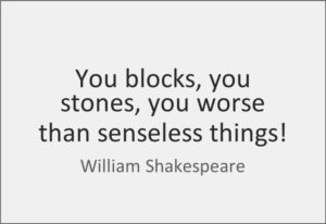 Most Famous Shakespeare Quotes