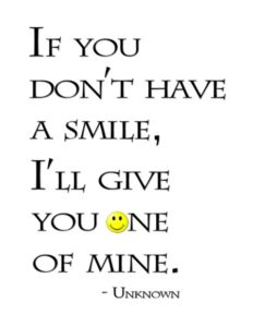 Make You Smile Quotes