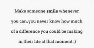 Quotes to Make Someone Smile