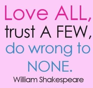 Shakespeare Famous Quotes