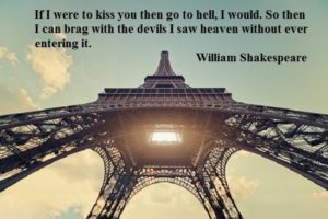 Shakespeare Kiss Quotes