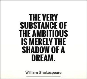 Shakespeare Quotes Ambition