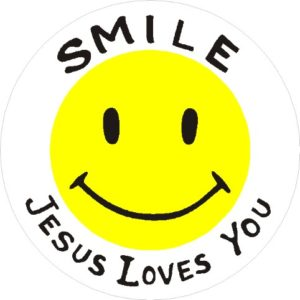 Smile Jesus Loves You Quotes