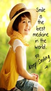 Smile is the Best Medicine Quotes