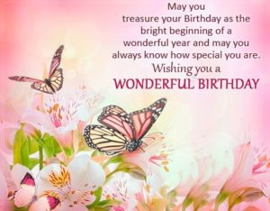 Wonderful happy birthday images n msg