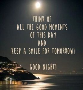 A good night quote for her