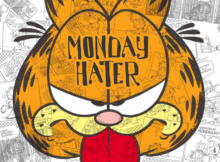 Best Garfield I Hate Mondays Wallpaper Image