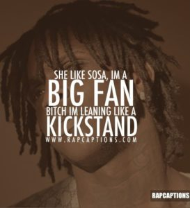 Chief Keef Sosa Quotes