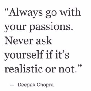 Deepak Chopra Daily Quotes