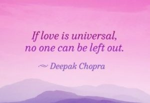 Deepak Chopra Love Quotes