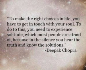 Deepak Chopra Quotes on Life