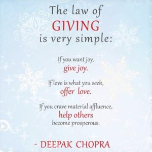 Deepak Chopra Seven Spiritual Laws of Success Quotes
