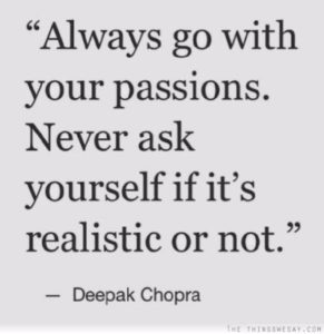 Deepak Chopra Work Quotes