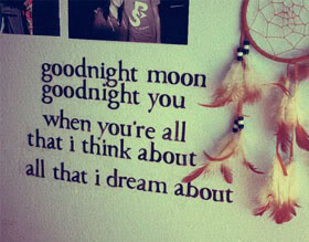 Heart Touching Good Night quotes for Her