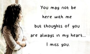 I love and miss you quotes Images