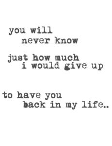 I miss you so much quotes