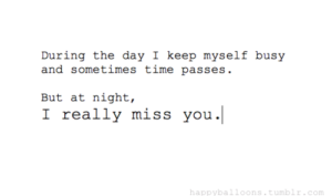 Im Missing You Quotes