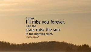 I'm Missing You Sayings