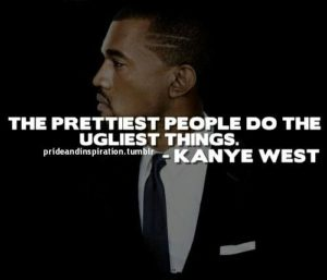 Inspirational rap quotes Kanye West