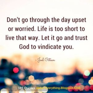 Joel Osteen Quotes of the Day