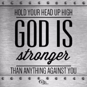 Joel Osteen Quotes on Strength