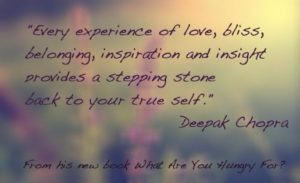 Love Quotes Deepak Chopra