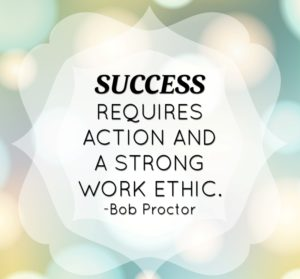 Positive Work Ethic Quotes