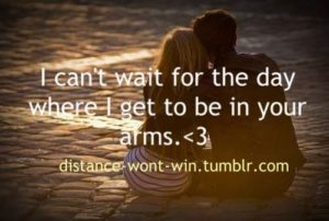Romantic Long Distance Relationship Quotes