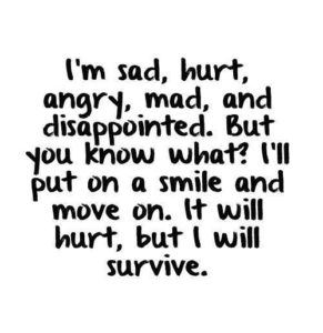 Sad Moving on Quotes and Sayings