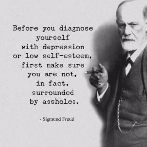 Sigmund Freud Funny Quotes