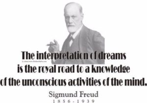 Sigmund Freud Interpretation of Dreams Quotes