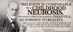 Sigmund Freud Quotes about Religion