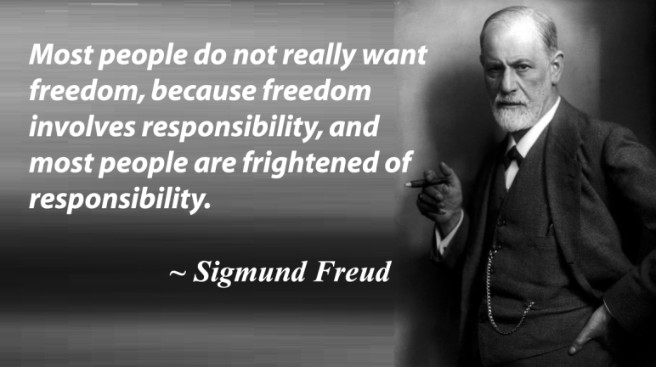Most Famous Sigmund Freud Quotes