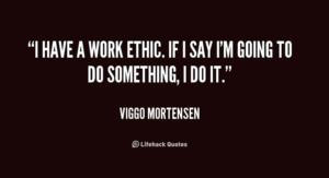 Work Ethics Quotes and Sayings