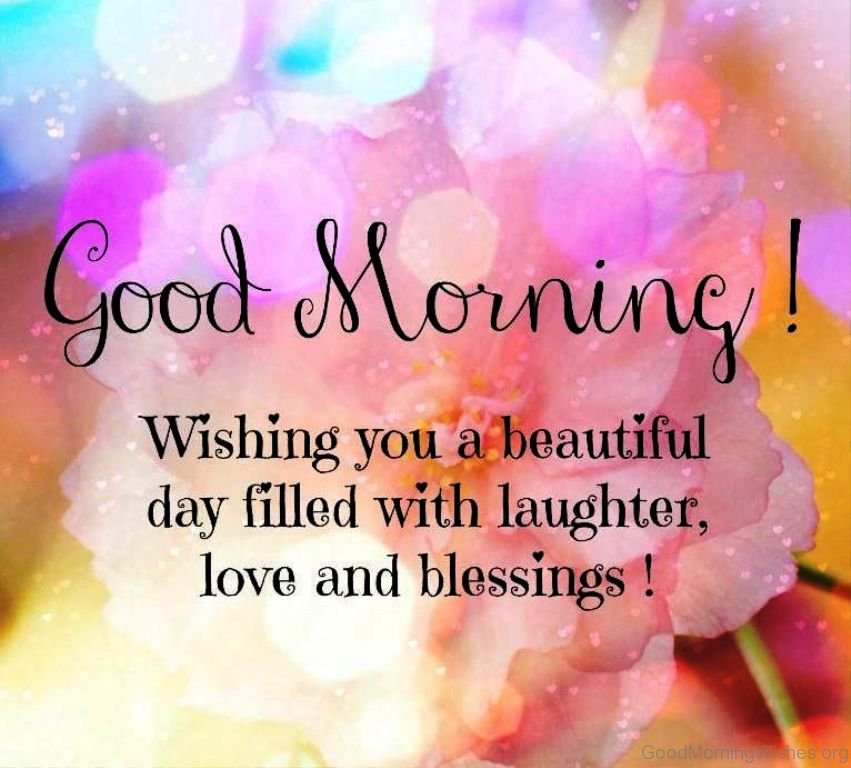 80 Positive And Inspiring Good Morning Wishes Quotes Images