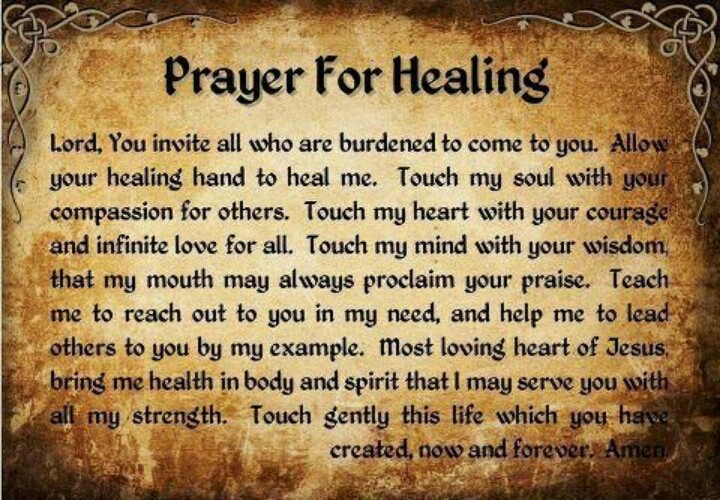 50 Magical Prayer For Healing Quotes To Comfort You