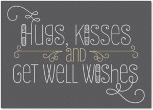 Cute Get Well Soon Wishes Cards