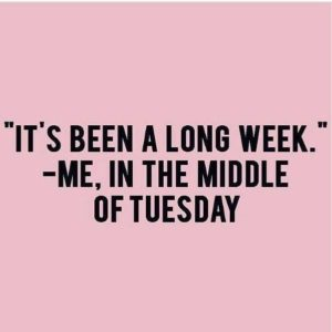 Funny Quotes about Tuesday Mornings