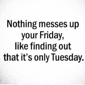 Funny Quotes for Tuesday Morning