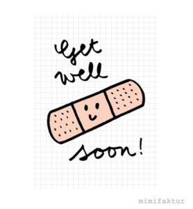 Get well soon my Brother Quotes