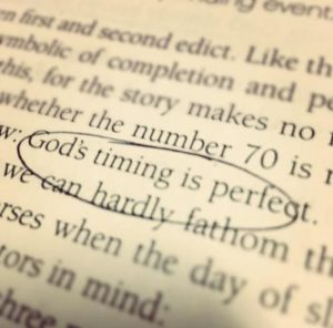 God's Timing is Perfect Image