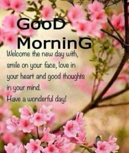 Good Morning Wishes and Messages