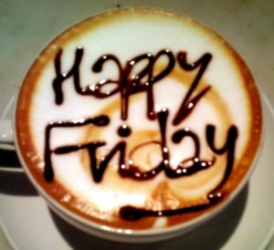 Happy Friday COffee Quotes Images