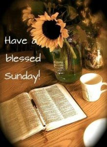 Have a Blessed Sunday Messages