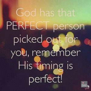 Positive Quotes about god's timing
